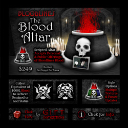 The Blood Altar