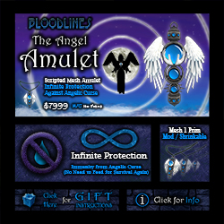 The Angel Amulet