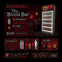 The Blood Bar