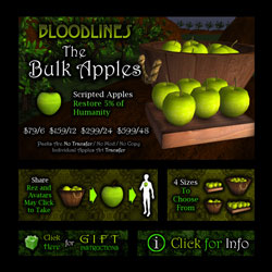 The Bulk Apples