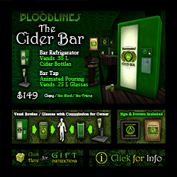 The Cider Bar