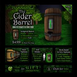 The Cider Barrel