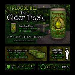 The Cider Pack