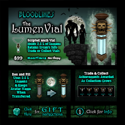 The Lumen Vial