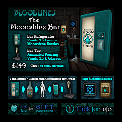 The Moonshine Bar