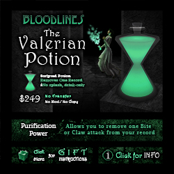 The Valerian Potion